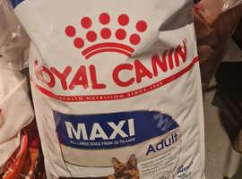 Brand New 15kg Royal Canin Maxi Adult Dog Food