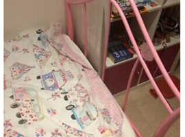 Children's single bed frame