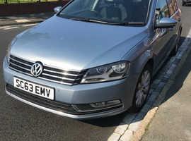 Volkswagen Passat, 2014 (63) Grey Saloon, Manual Diesel, 167,600 miles