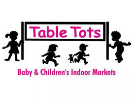 Table Tots Baby and Children's indoor sale!