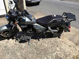 Keeway Superlight 125cc Crusier 2019