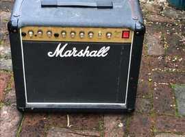 Marshalls Amp model 5275 solid state