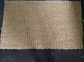 Ikea grass door mat