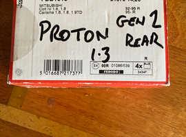Proton Gen 2 Brake adds