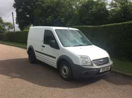 Ford Transit - Ply lined - Wood storage to 1 side