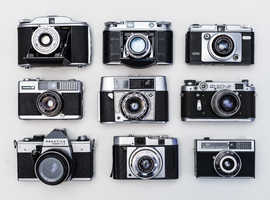 Wanted Film Photographic Equipment
