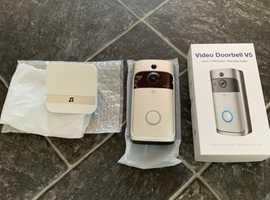 Doorbell with camera.