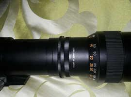 Photax pre set lense
