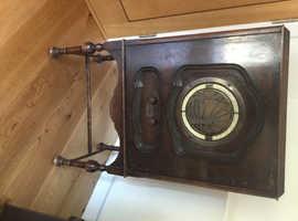 Vintage  1939 /1940's radio
