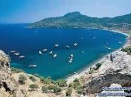 PRICELESS TOURISTIC LAND BY THE BEACH IN SOUTHERN TURKEY