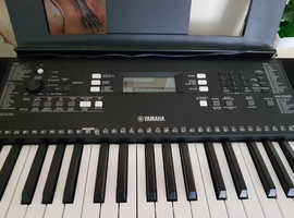 New yamaha electric keyboard