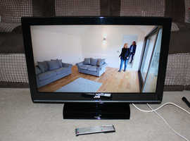 JVC 32 inch LED TV with Built In 320Gb Freeview Recorder