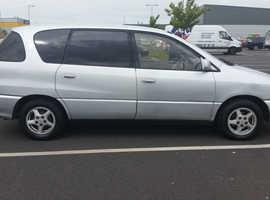 Toyota Picnic, 1999 (S) Silver MPV, Automatic Petrol, 66,000 miles