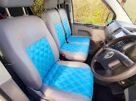 VW T5 Campervan LWB with Pop Top