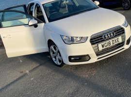 Audi A1, 2018 (18) White Hatchback, Manual Petrol, 22,462 miles