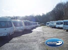 2,3,4,5,6 Berth Caravans in Maidstone Kent