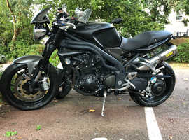 Triumph Speed Triple 1050 Limited Carbon Edition