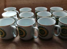 12 Chodziez mugs