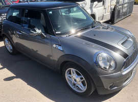 Mini MINI, 2010 (10) Grey Hatchback, Manual Petrol, 96,874 miles