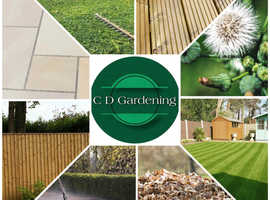 C D Gardening services