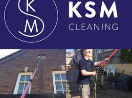 ***KSM Cleaning Services***Professional, Reliable Window Cleaning***