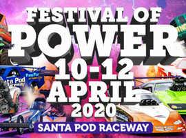 FESTIVAL OF POWER