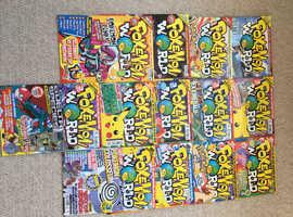"""Pokemon World"" Magazine - Job lot of 13 Magazines"