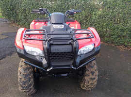 Honda Fourtrax FM2 Quad Bike ATV