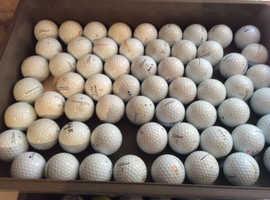 50 Pro vi golf balls