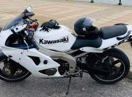 Kawasaki ninja zxr 600cc