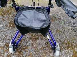 Three wheeled walker