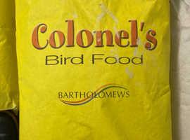 Colonels Supreme Budgie Food