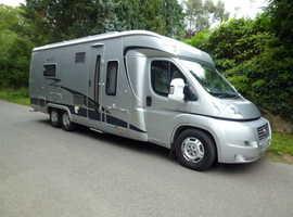 2011 HOBBY TOSCANA 750 EXCLUSIVE £42,995
