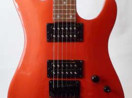 Cort KX100 Electric Guitar in Metallic Orange