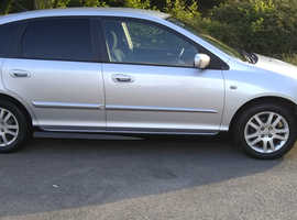 Honda Civic, 2004 (54) silver hatchback, Manual Petrol, 98232 miles