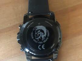 Men's Diesel digital watch