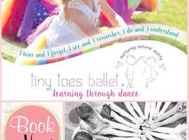 Award-Winning Tiny Toes Ballet