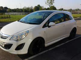 Vauxhall Corsa, 2011 (61) White Hatchback, Manual Petrol, 53,000 miles