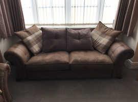 Beautiful DFS 3 seater sofa