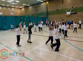Funa and Active Holiday camps with a difference for children 5-14yrs