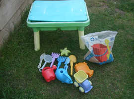 Sandpit And Water Play