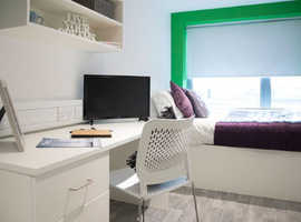 Fully Furnished Student Rooms in Aberdeen