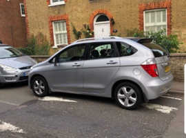Honda FR-V, 2005 (05) Silver Estate, Manual Diesel, 155,000 miles