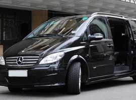 Minibus Hire 1-7 Seats for all Occasions DONCASTER, Executive Travel For Everyone