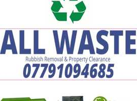 Rubbish removal  House clearance  Garden clearance  Commercial clearance