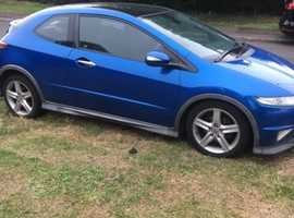 Honda Civic, 2008 (08), Manual Diesel, 134,000 miles