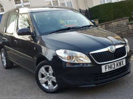 Skoda Roomster AUTOMATIC 1.2 TSI AUTOMATIC DSG 5dr 2013 *1 Year Warranty* Low Mileage 41K