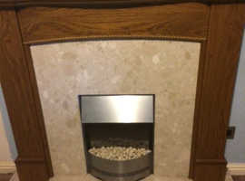 FREE DIMPLEX FIRE on sale of Fire Surround