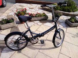 raleigh swift folding bike