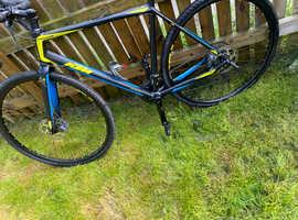 Cyclecross ktm bike